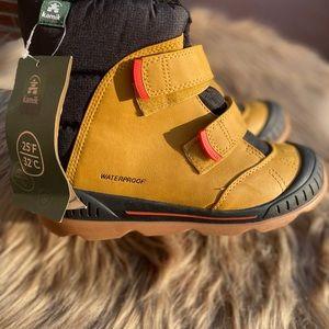 Kamik waterproof boot